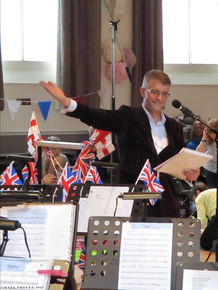 A Wonderful Afternoon with the Devizes TownBand