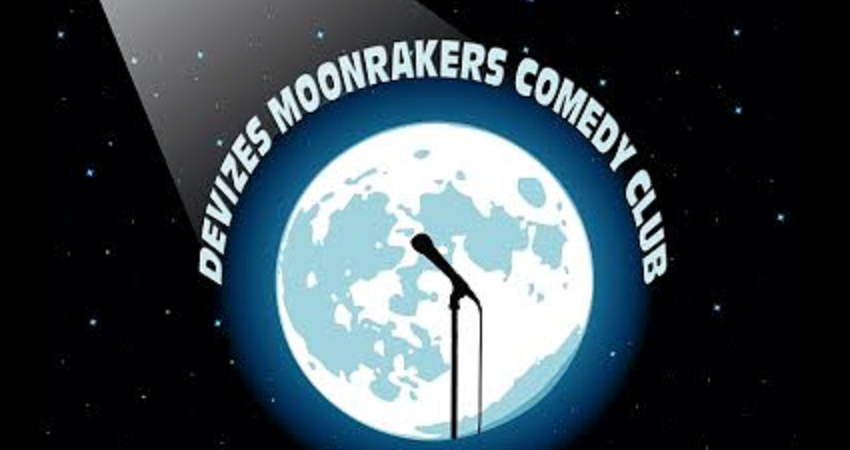 Laughter; best medicine – pick up your prescription from the Moonraker's ComedyClub