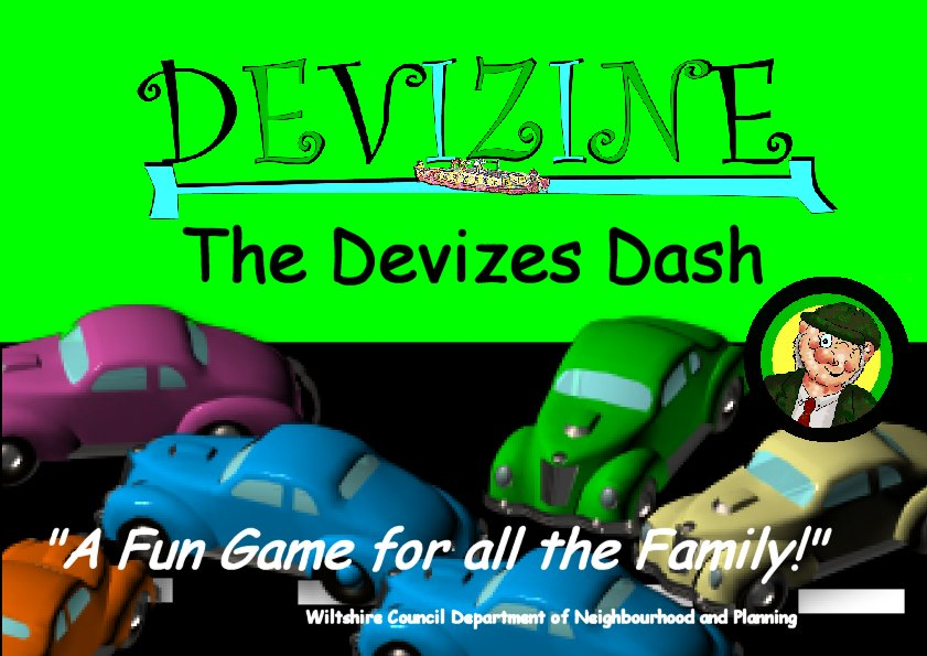 The must-have board game this Christmas; FREE to Devizinereaders!