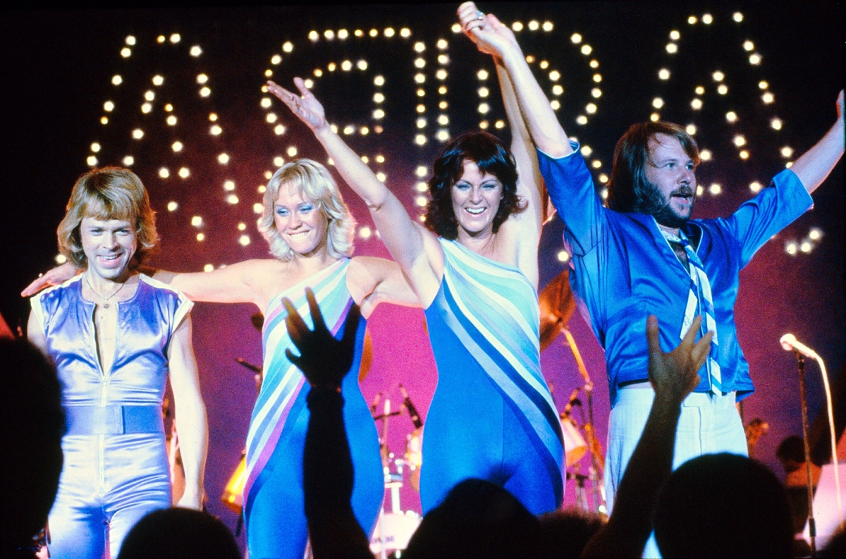 Name of The Game; Abba Tributes turn Devizes' villages into a DiscoFrenzy!