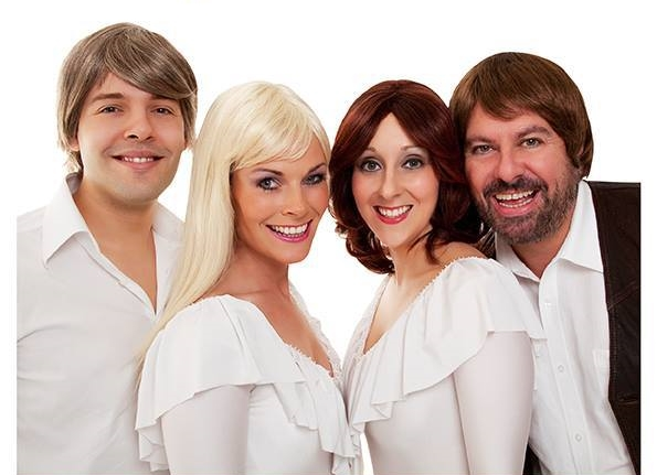 Gimme Gimme Gimme: Abba Tribute inSeend