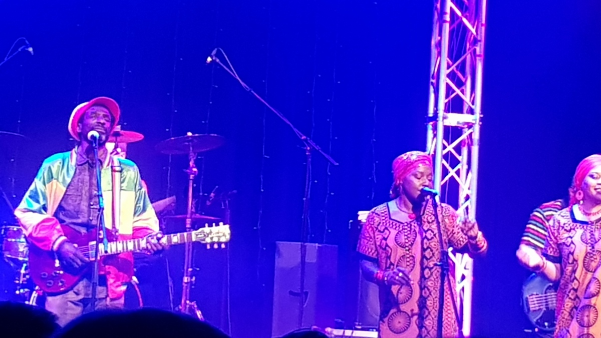Positive Vibrations in Melksham, as the Legends Play Homage to BobMarley