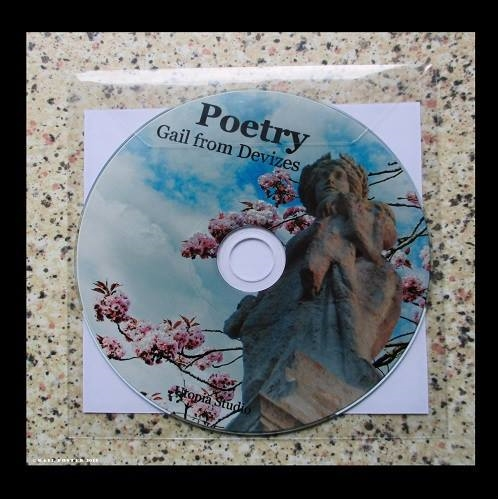 There was a poet from Devizes; Gail Foster's newCD