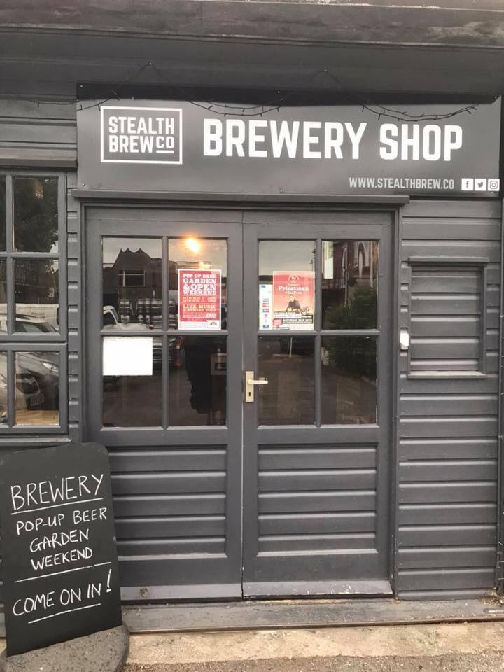 Stealthily Done; All-New Kennet & AvonBrewery