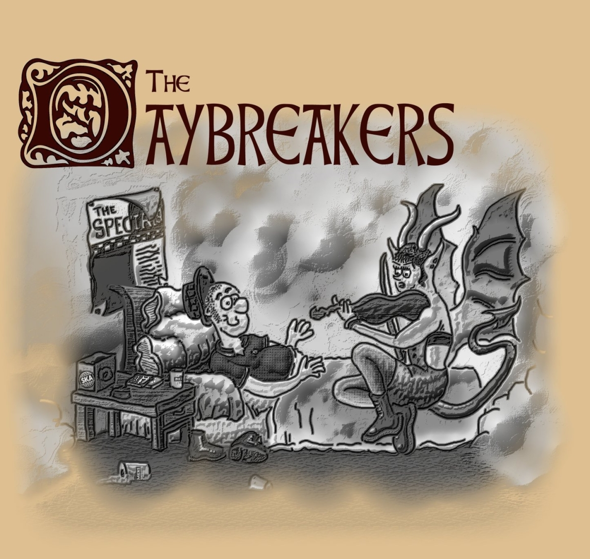 Day Breakers at The ScooterClub