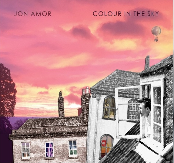 Adding some Colour in The Sky to an otherwise bleak day, with Jon Amor…