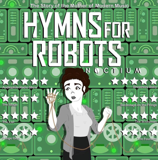 Hymns for Robots in aShoebox
