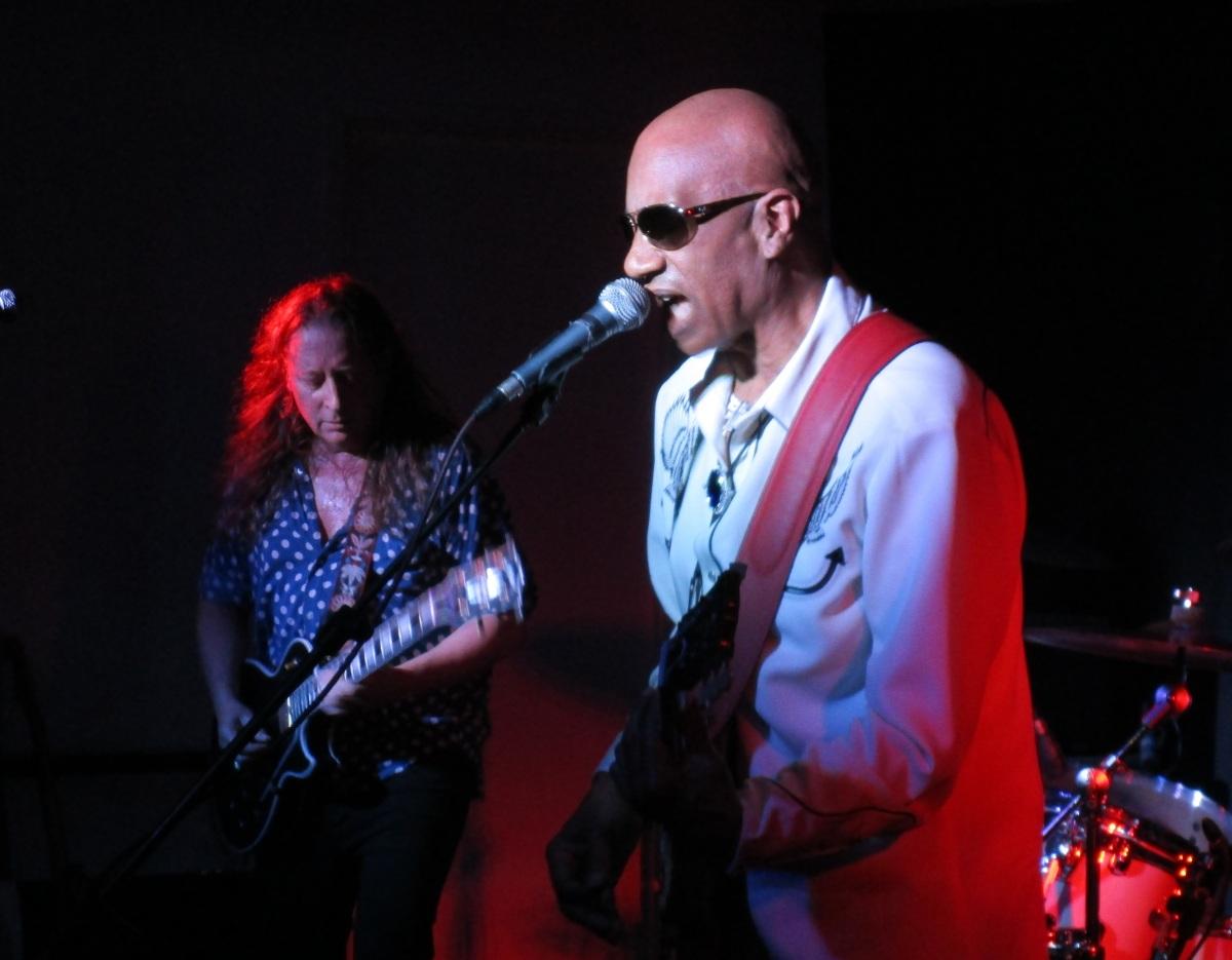 Malone Sibun Band @ Long Street BluesClub