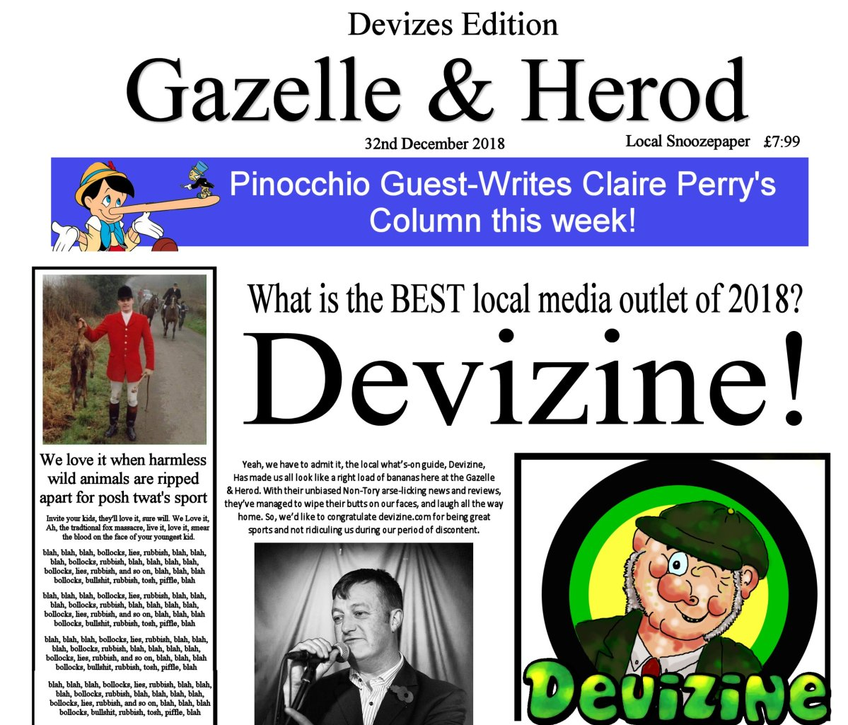 2018: Year ofDevizine!