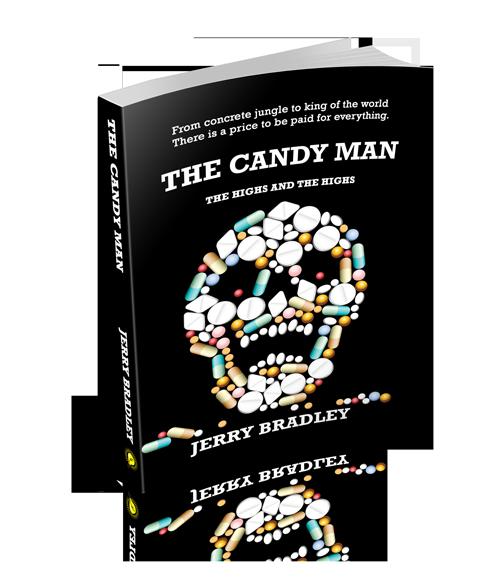The Candy Man Can: Jerry Bradley's NewBook