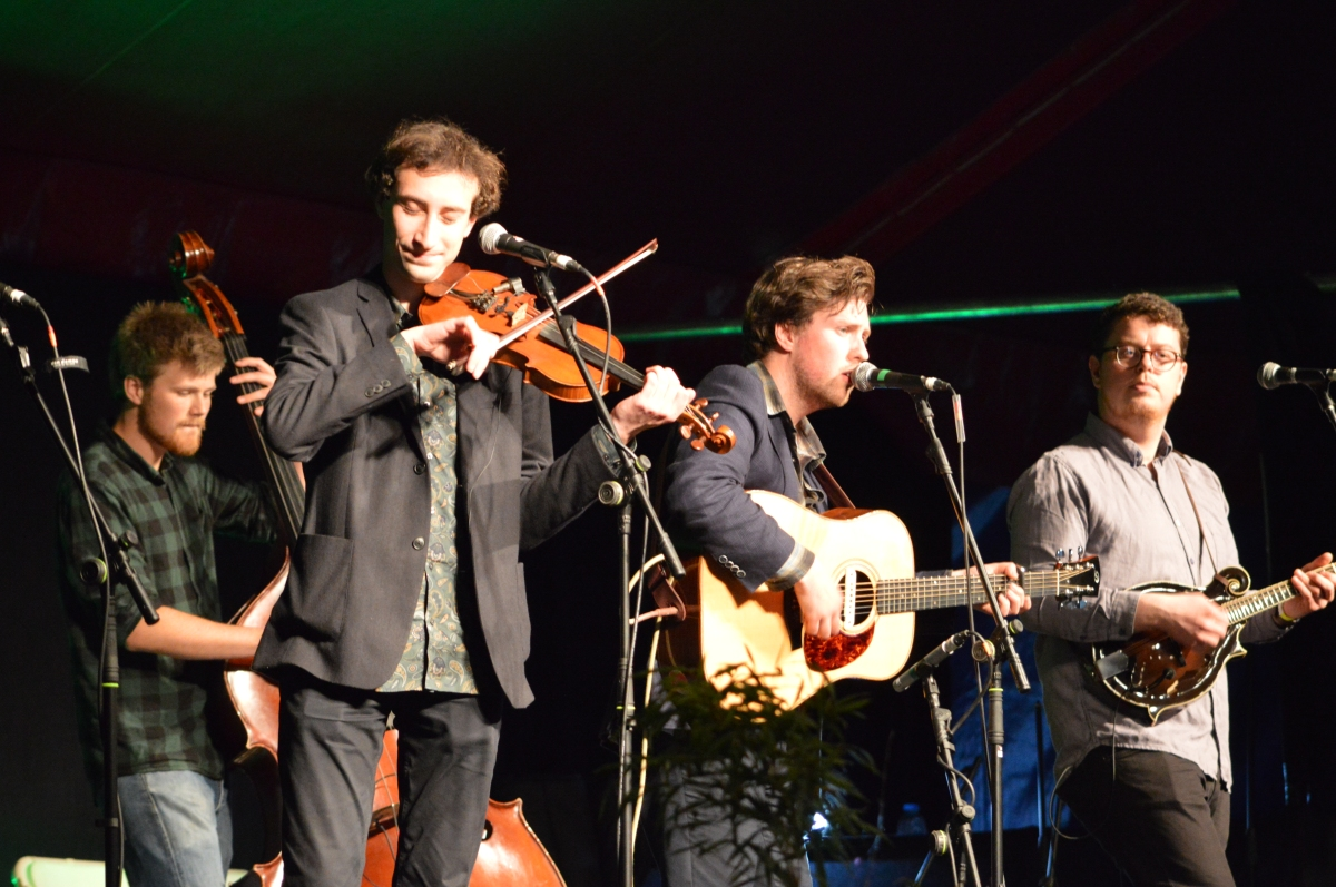 Chippenham Folk Festival –-Friday – Monday 24th – 27thMay
