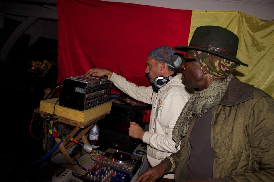Reggae Inna Cellar, with Razah and Knati P