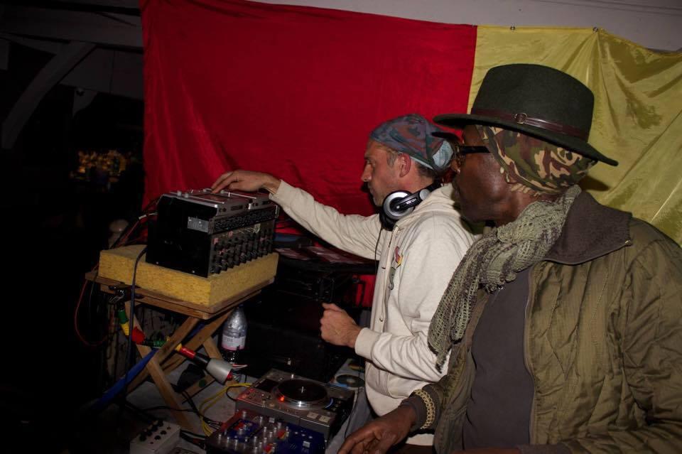 Reggae Inna Cellar, with Razah and KnatiP