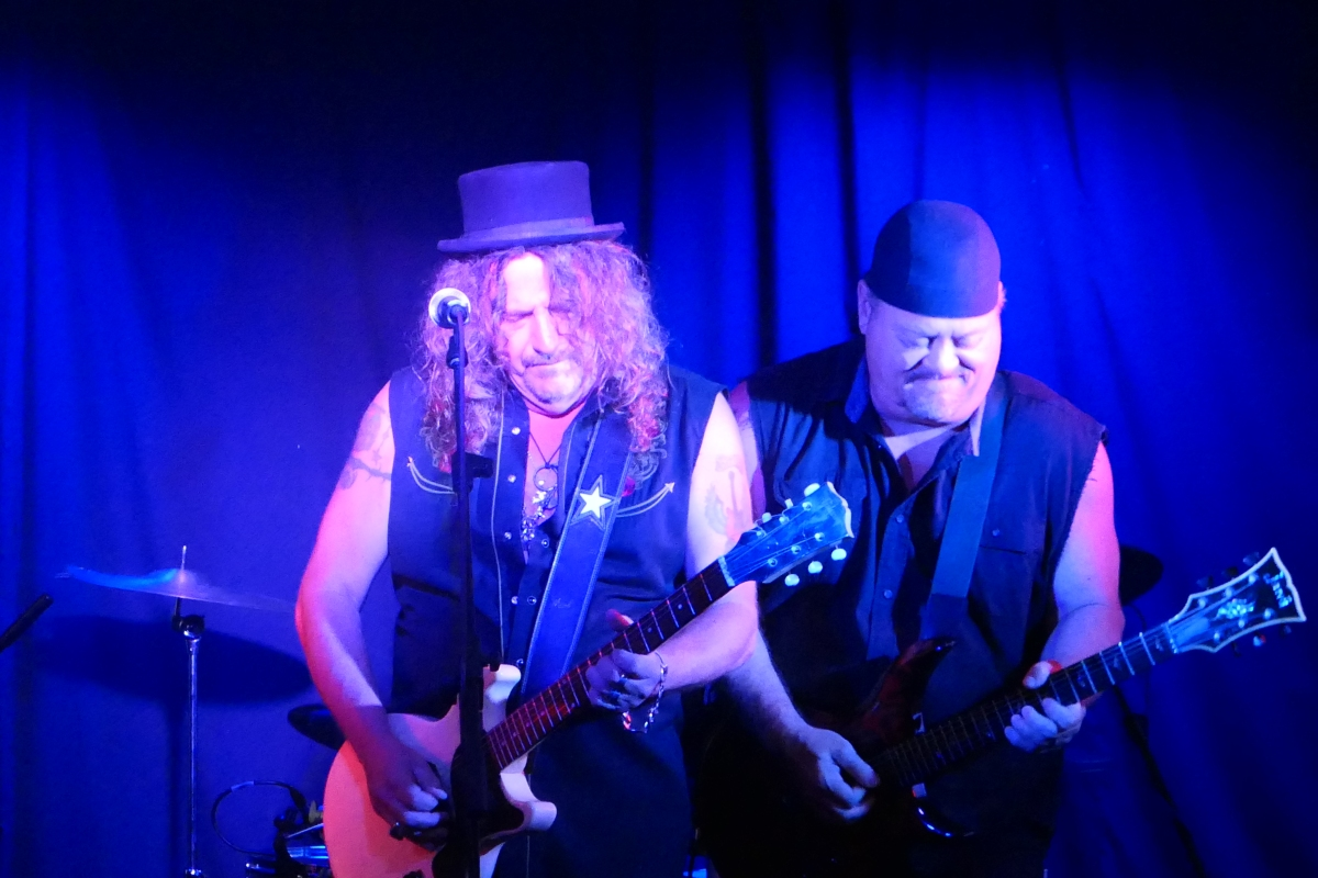 REVIEW –Skinny Molly – 21st June 2019 @ Long Street Blues Club, Devizes