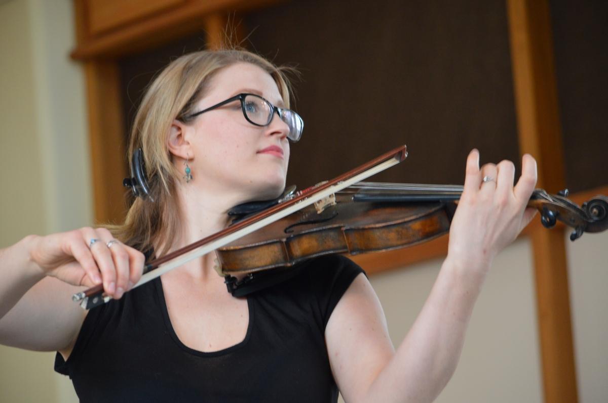 REVIEW – Devizes Arts Festival – String Sisters –5th June @ St Andrew's Church,Devizes