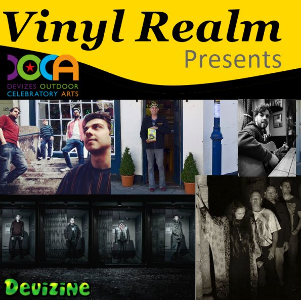 Vinyl Realm Hosts New Stage at DOCA Street Festival