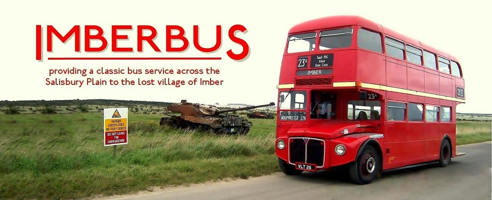 Take the Imberbus from 17thAugust