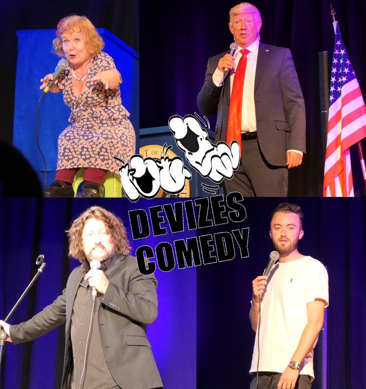 REVIEW – Comedy Night @ Corn Exchange, Devizes – Friday 20th September2019
