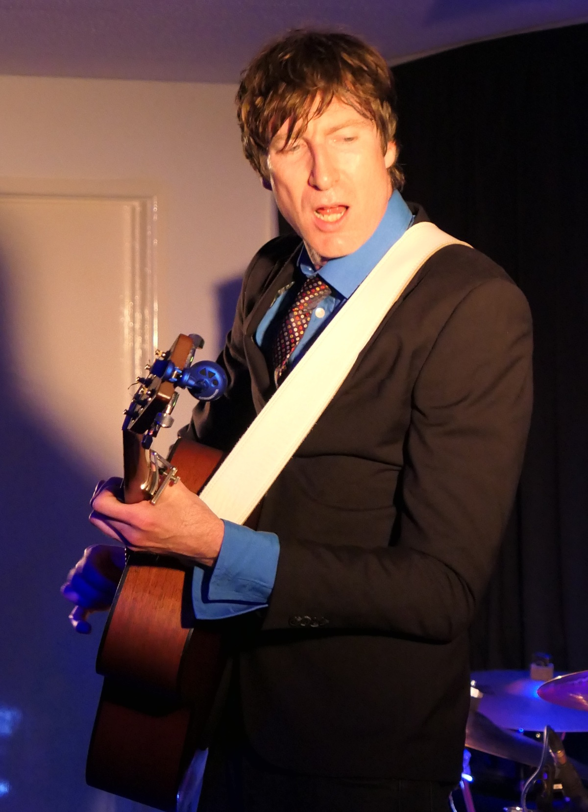 REVIEW – Jon Amor @ Long Street Blues Club, Devizes