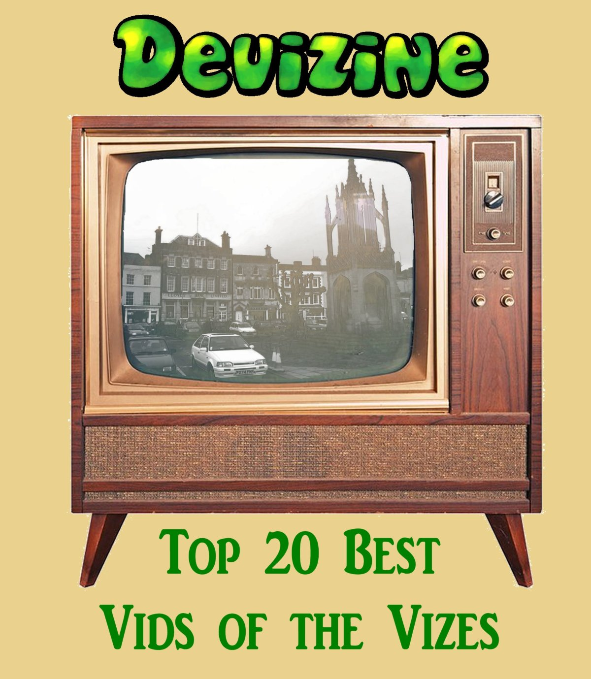 Top Twenty Best Vids of theVizes!