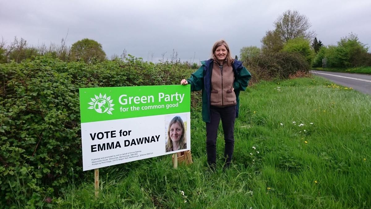 An Interview with Green Party Candidate Emma Dawnay; from Dinosaurs to Economic Bubbles!