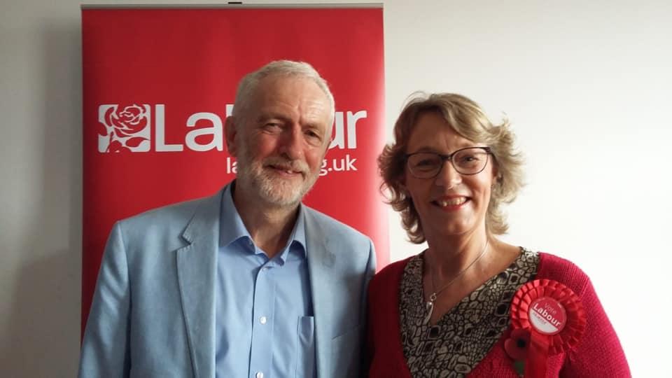 How Devizes Constituency Would Differ Under a Labour Flag; an interview with Rachael SchneiderRoss