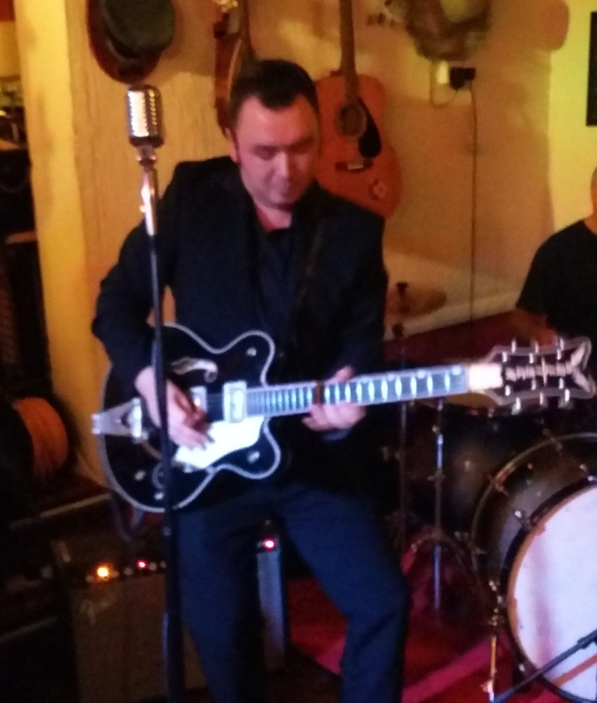 Ruzz Guitar's Blues Revue at the Southgate