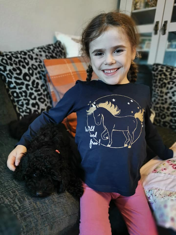 Help Carmela, and the National fight against MuscularDystrophy