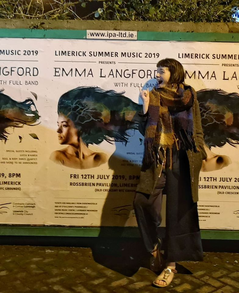 Award-Winning Limerick Folk Artist, Emma Langford, to Appear at Devizes Arts Festival