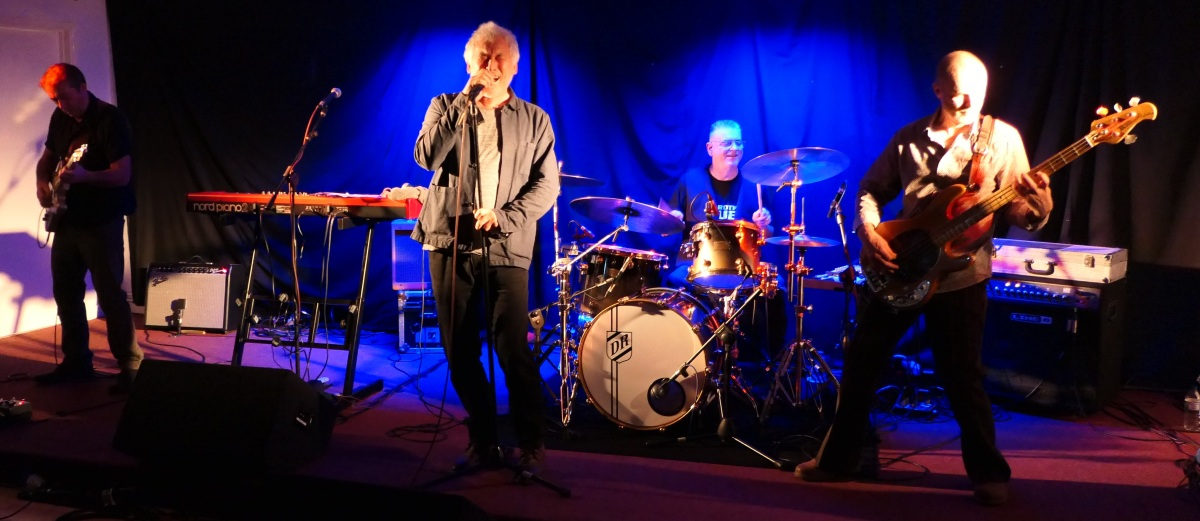 REVIEW – Pink Torpedoes @ Long Street Blues Club, Devizes – Saturday 28th December 2019