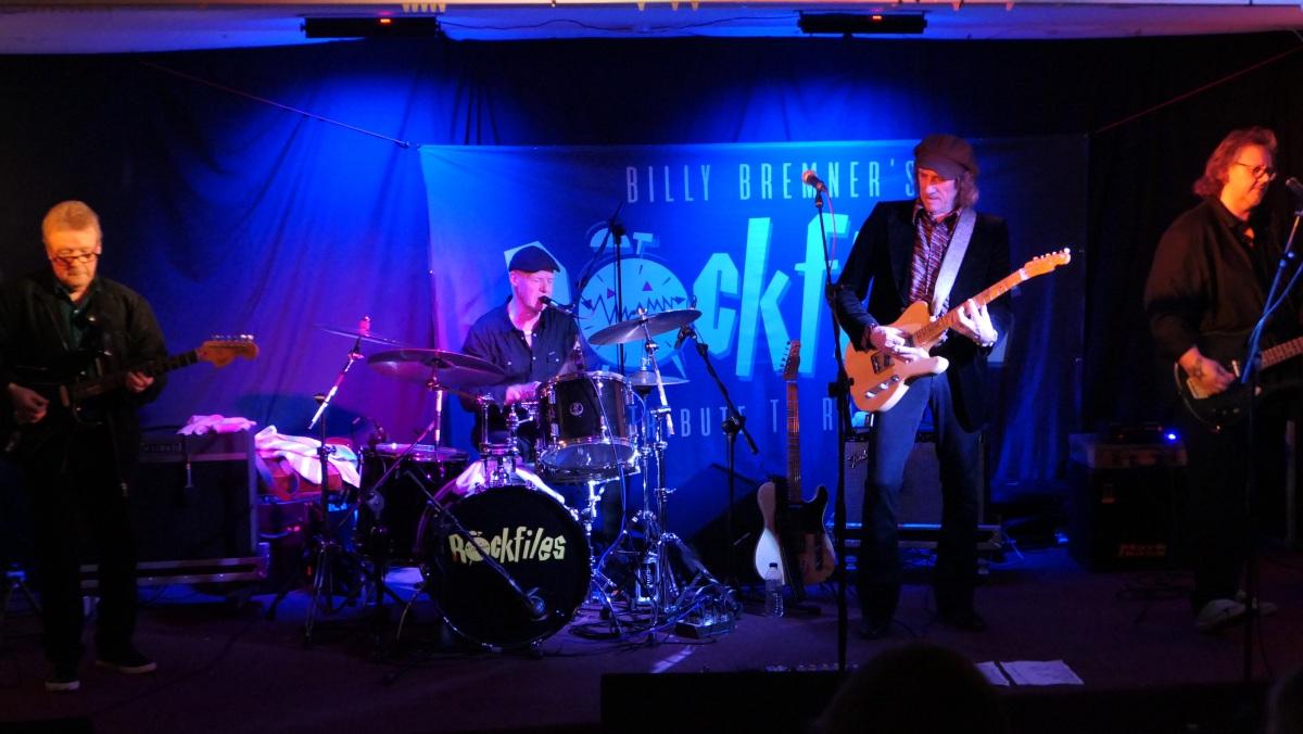 REVIEW; Long Street Blues ClubWeekender