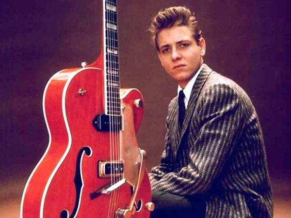 Neeld Hall pays Tribute to Eddie Cochran