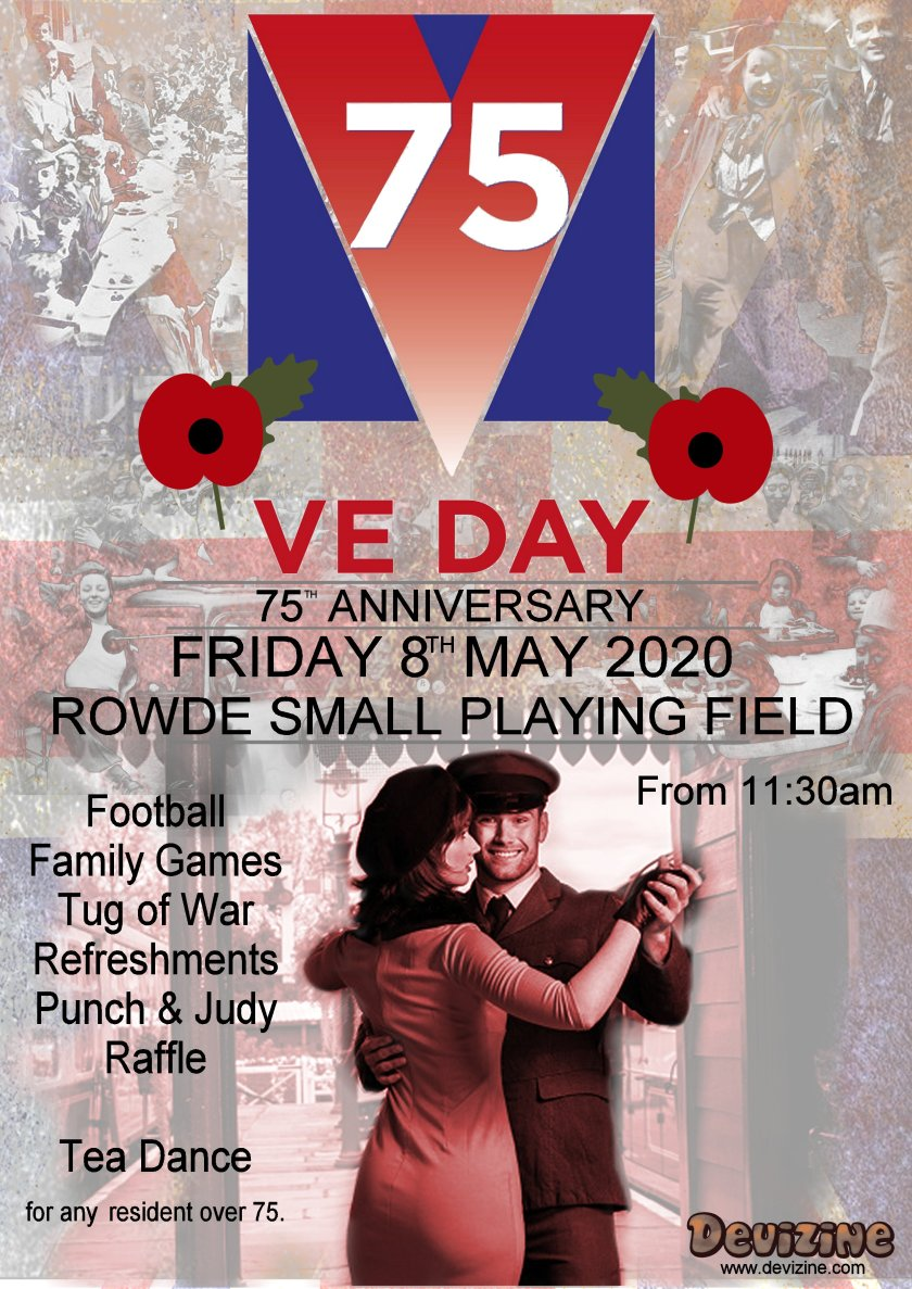 final rowde ve day poster