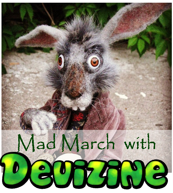Mad March: Things to Do. Part1…