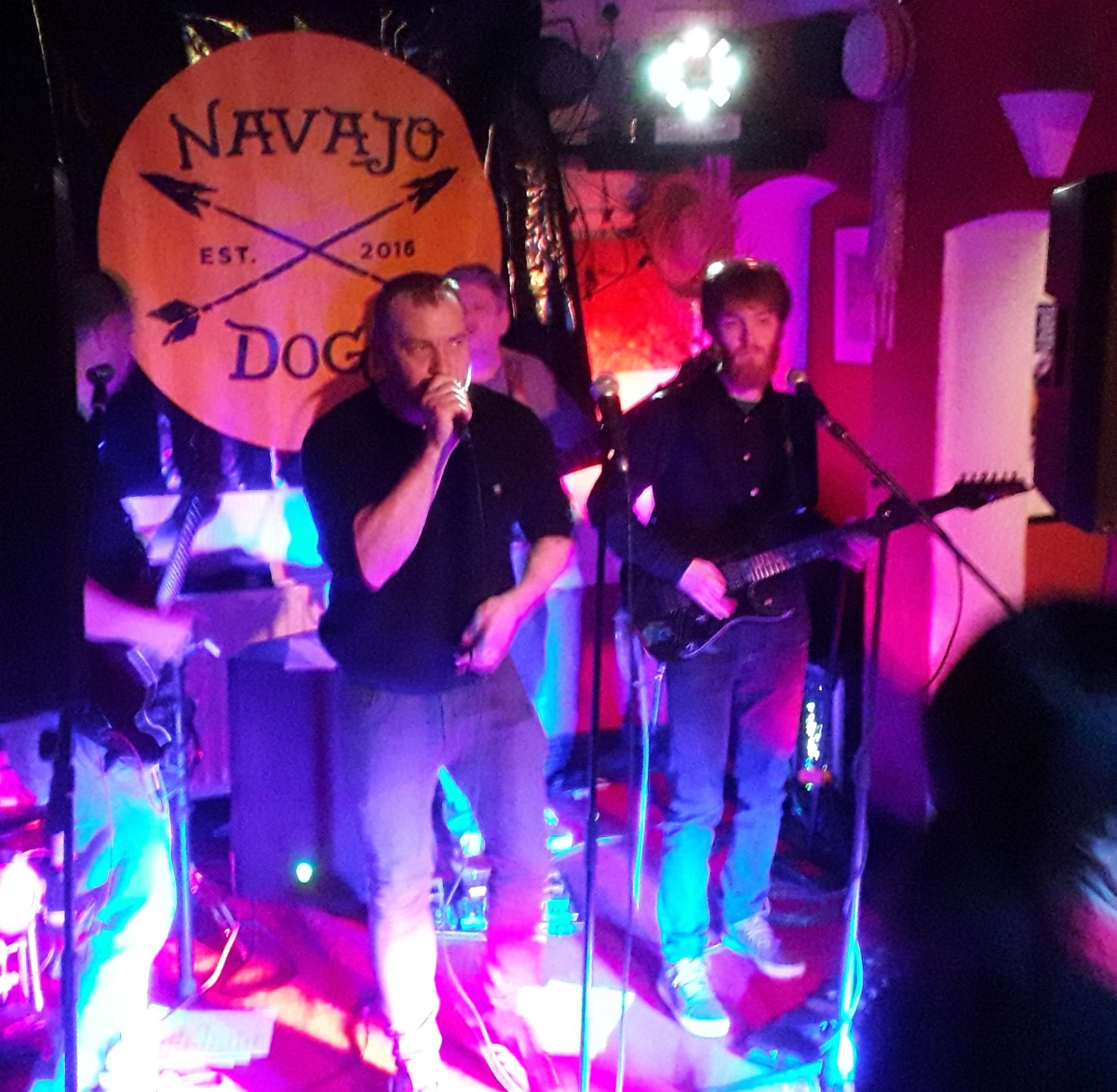 REVIEW – Navajo Dogs @ The Southgate, Devizes –Saturday 8th February 2020