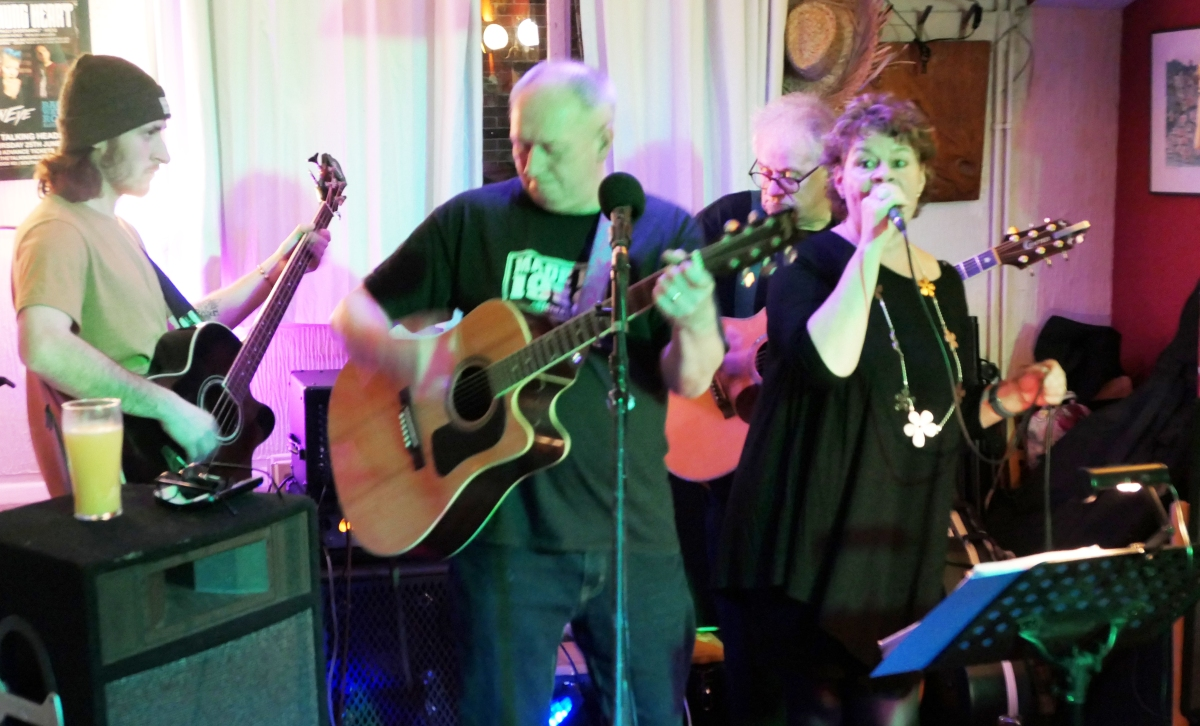 REVIEW – Skedaddle @ The Southgate and Chris O'Leary @ Three Crowns, Devizes – Sunday 2nd February2020