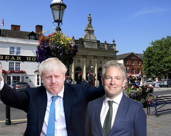 Boris to Replace Danny Kruger as Devizes MP