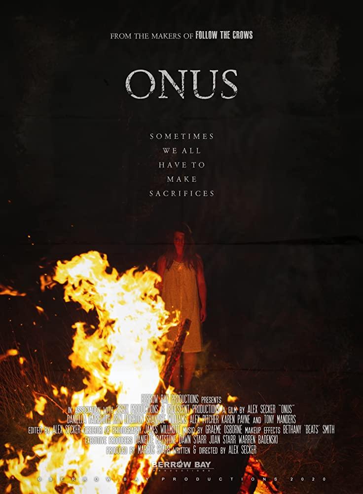 onus poster