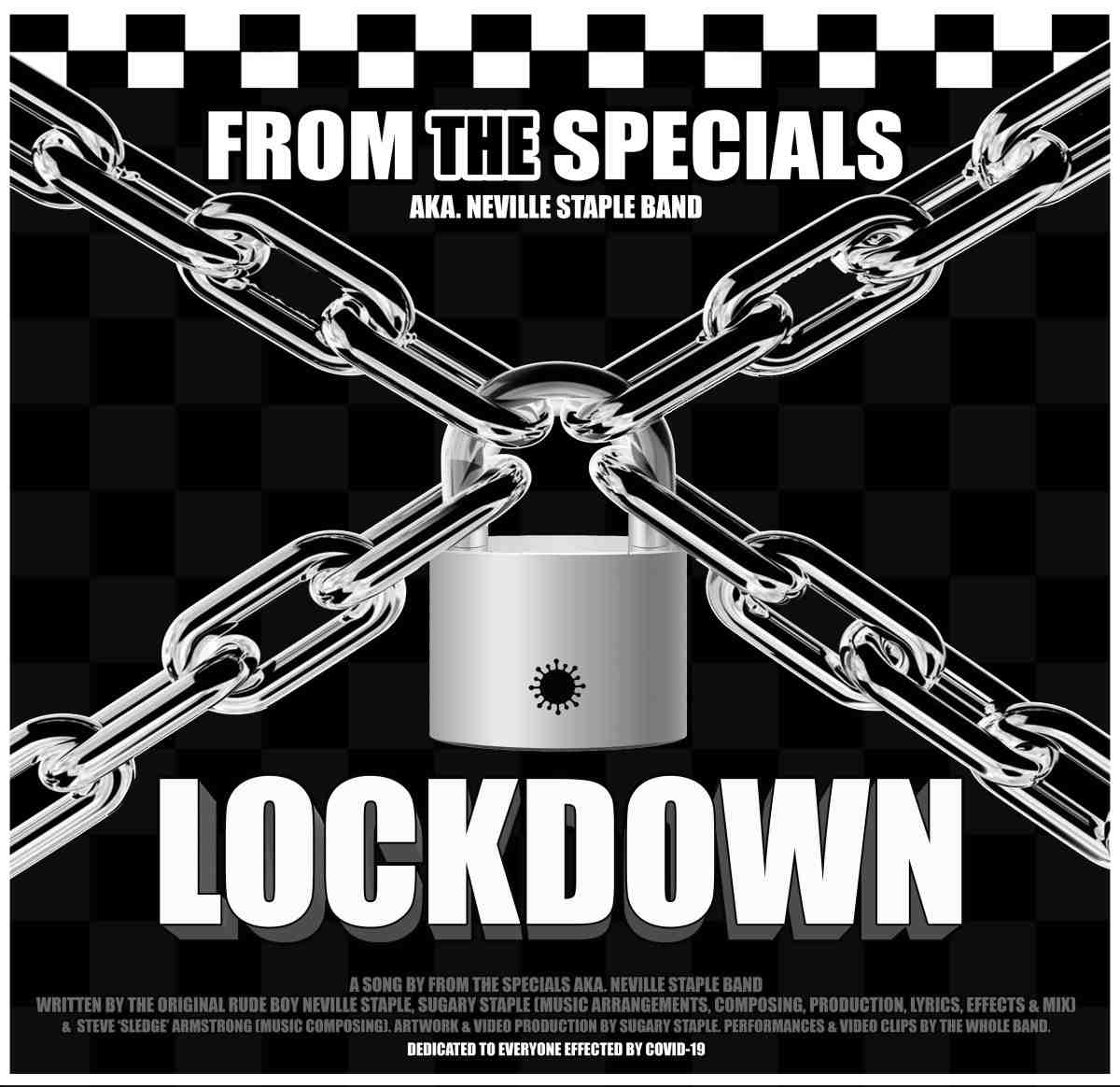 From The Specials; Neville Staple Band inLockdown