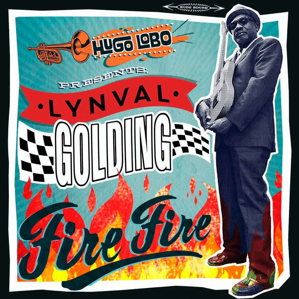 International Ska! Hugo Lobo teams up with Lynval Golding and Val Douglas