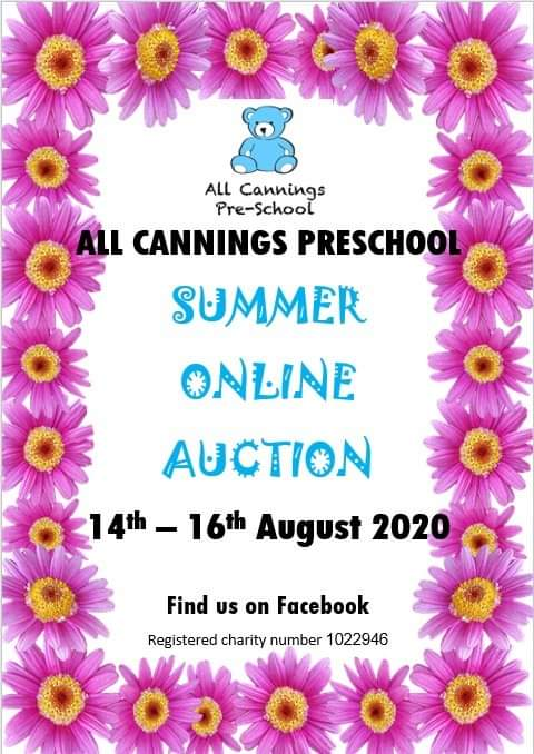 Online Auction for All Cannings