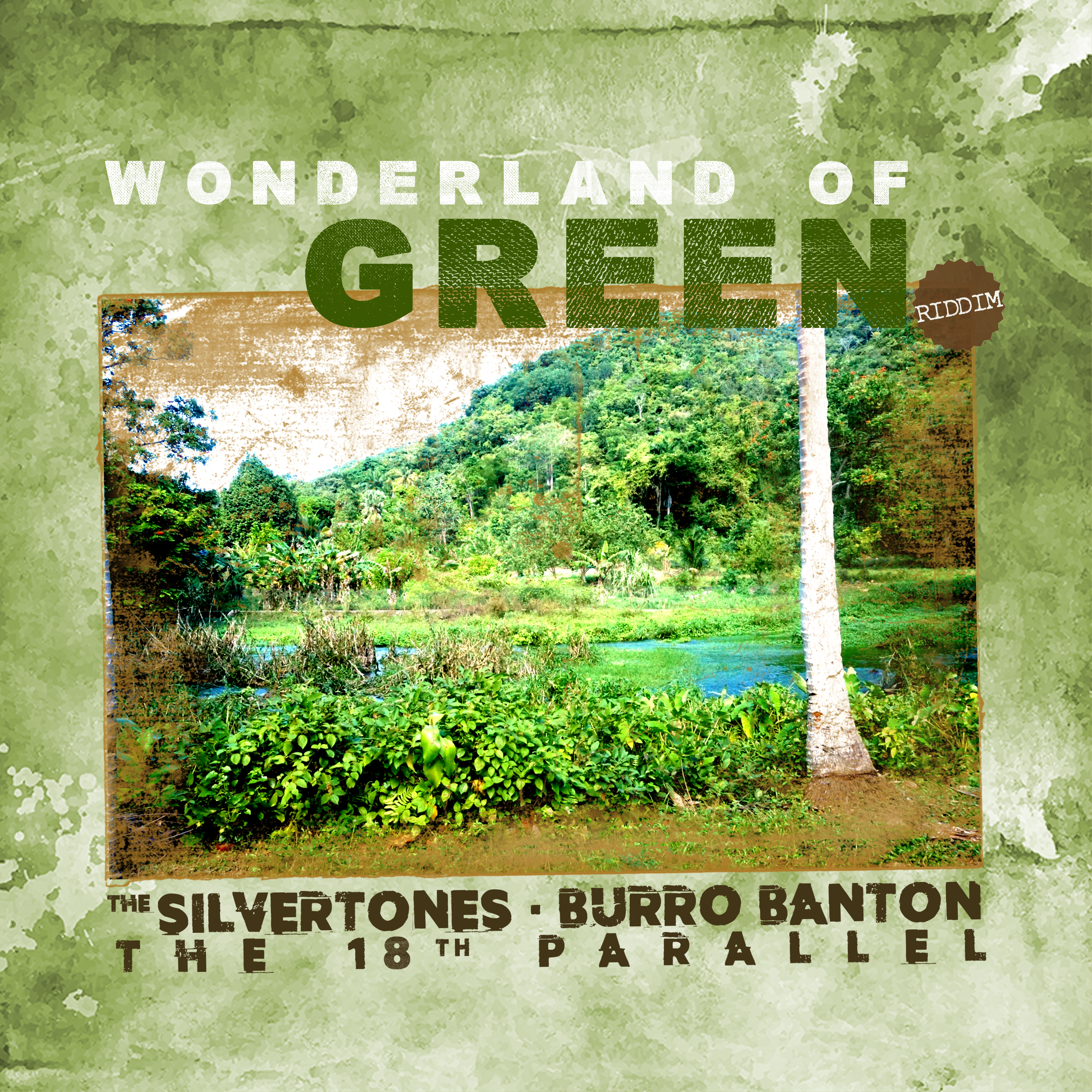A Modern Reggae Classic: Wonderland of Green