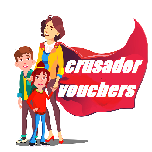 Crusader Vouchers to the Rescue!