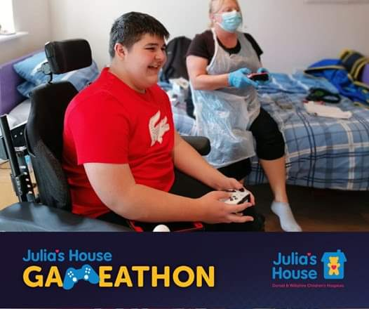 Julia's House Gameathon is Back!