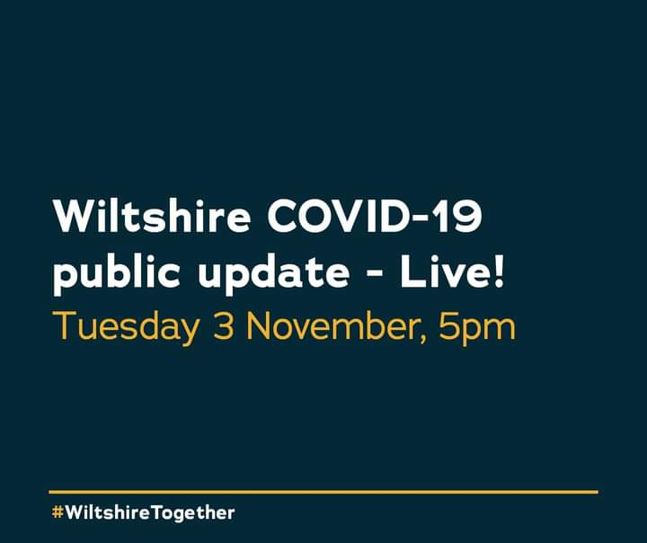 Wiltshire Council's Live Covid Update