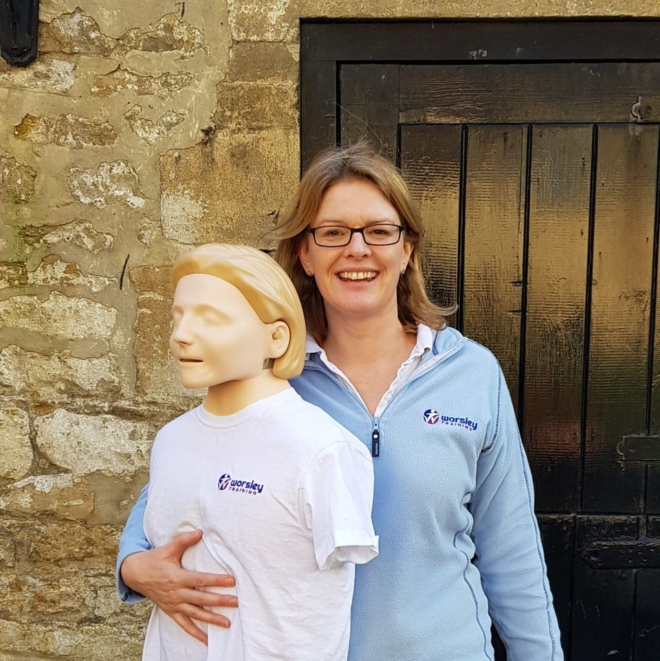 First Aid Courses Return; Chatting with Louise Worsley