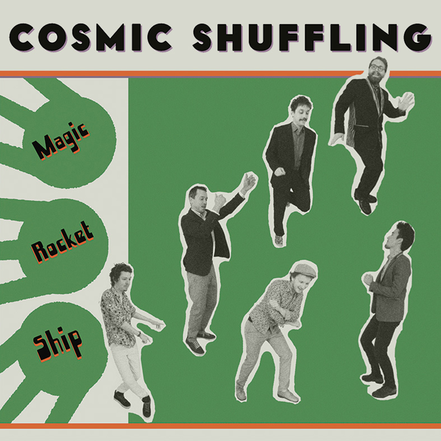 Rocking Steady For Some Cosmic Shuffling?