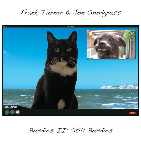 Frank Turner and Jon Snodgrass; Still Buddies
