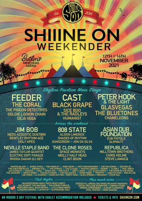 Shiine Weekender Festival 2021