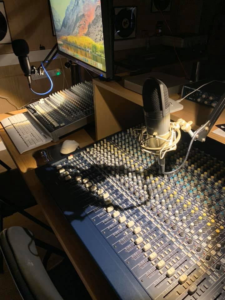 Tunnel Rat Refurb their Studio for Social Distancing Recordings